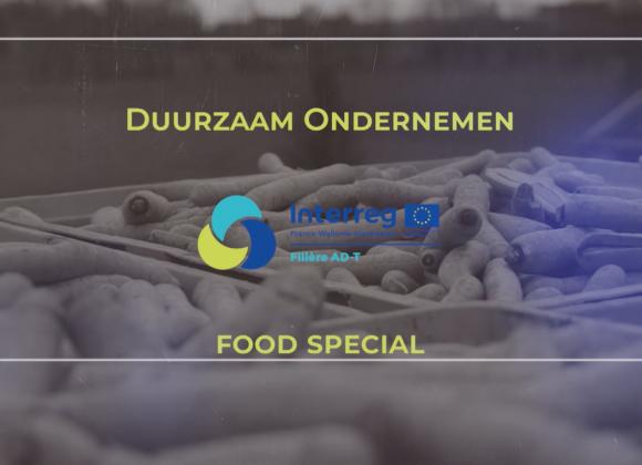 Maatschappelijk Verantwoord Ondernemen – food special (BE/FR)